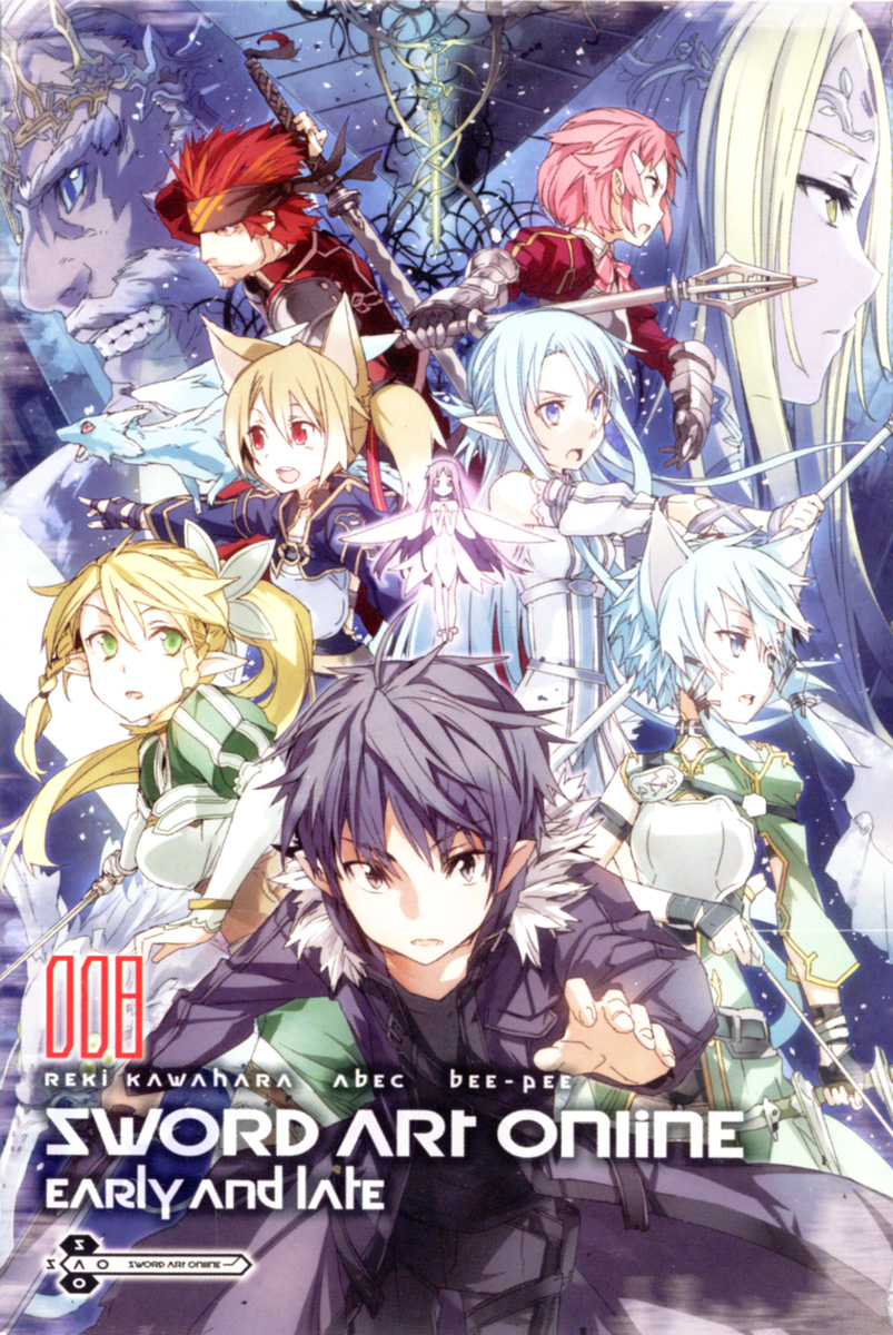 Great File:Sword Art Online Vol 08   001
