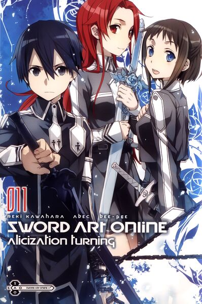 File:Sword Art Online Vol 11 - 001.jpg