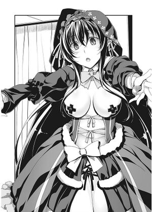 High school DxD Volume 21 illustration 3.jpg