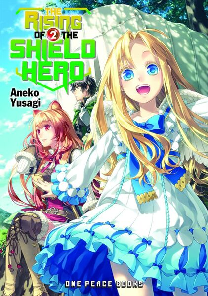File:Tate no Yuusha no Nariagari Volume 2 Cover.jpg
